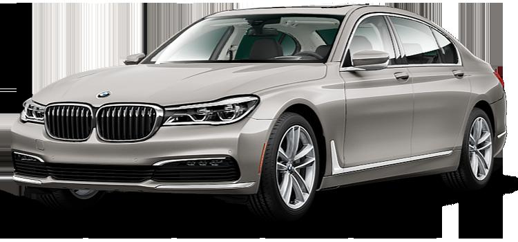 used 2016 BMW 7 Series 750i