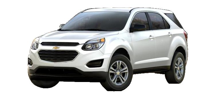 2016 Chevrolet Equinox LS 4D Sport Utility