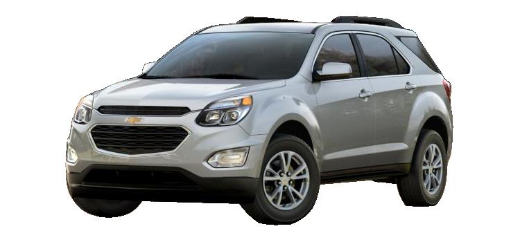 2016 Chevrolet Equinox image