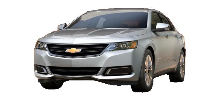 2016 Chevrolet Impala LT 4D Sedan
