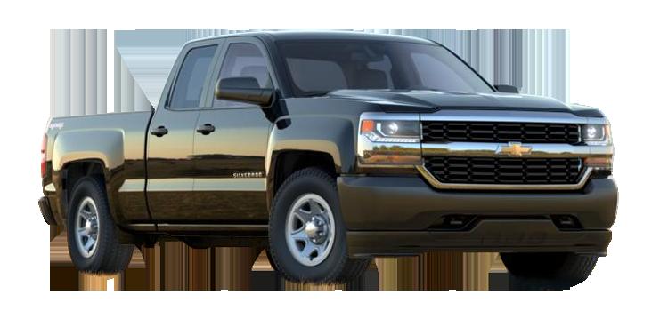 2016 Chevrolet Silverado 1500 LT 4D Double Cab