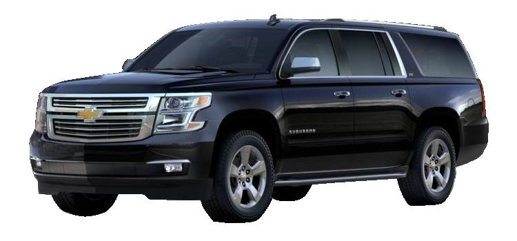 used 2016 Chevrolet Suburban LTZ