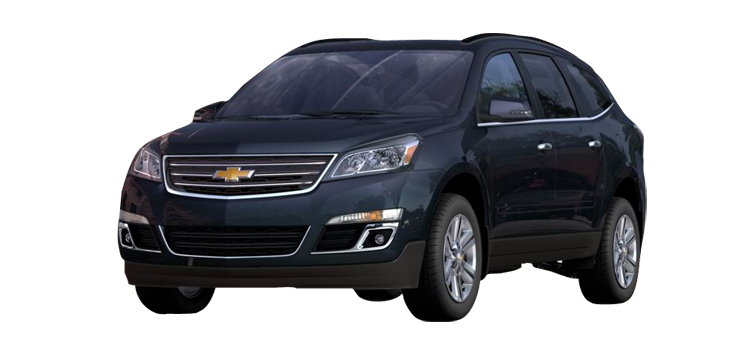 used 2016 Chevrolet Traverse LT | AWD WITH BUCKETS!!