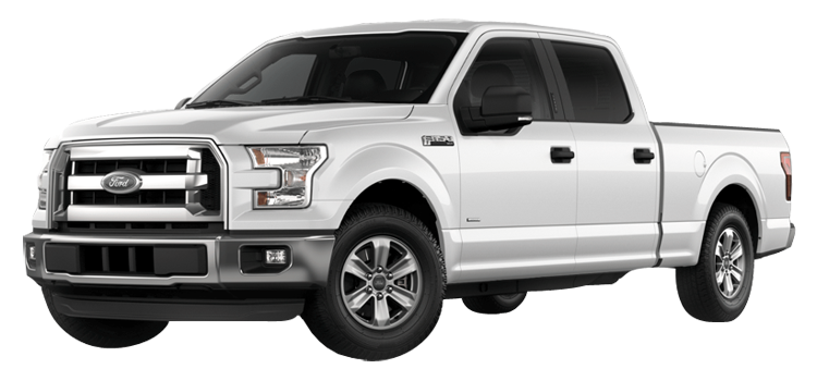 Used 2016 Ford F-150 2WD SuperCrew 145 XLT