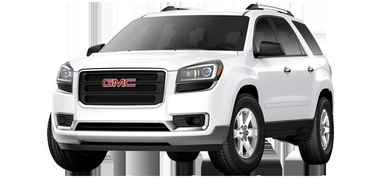 2016 GMC Acadia SLT-1 4D Sport Utility