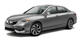 Houston Honda - 2016 Honda Accord Sedan 2.4 L4 with Leather EX-L