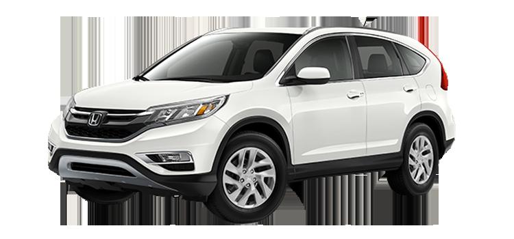 Used 2016 Honda CR-V With Navigation EX-L