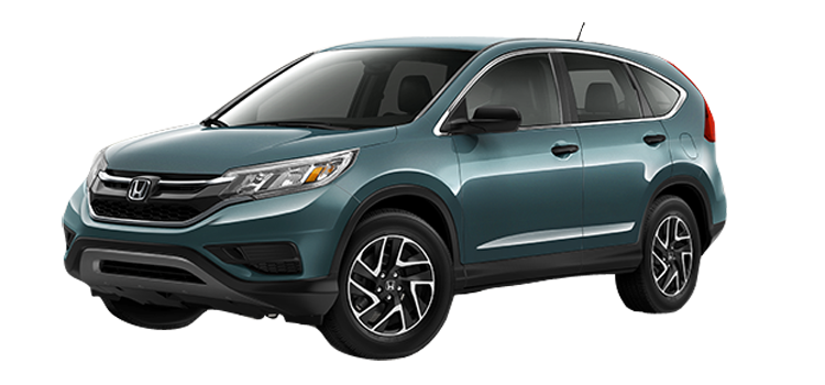 used 2016 Honda CR-V SE