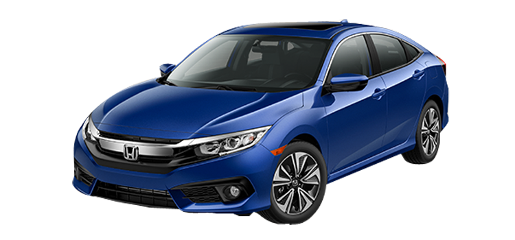 Used 2016 Honda Civic Sedan EX-L