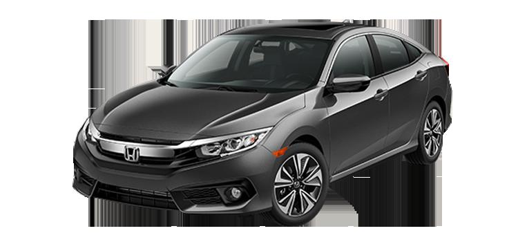 used 2016 Honda Civic Sedan Leather 1.5T L4 With Navigation EX-L