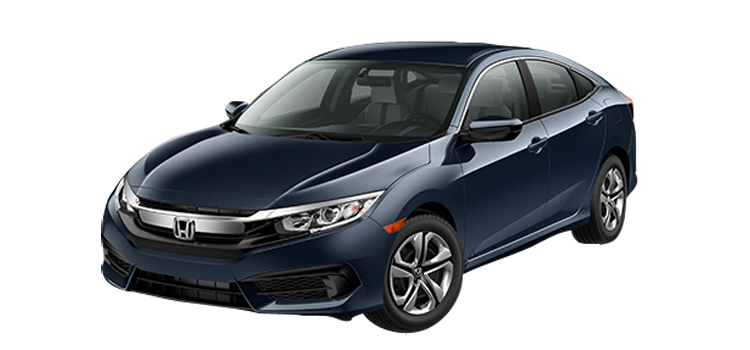used 2016 Honda Civic Sedan 2.0 L4 LX