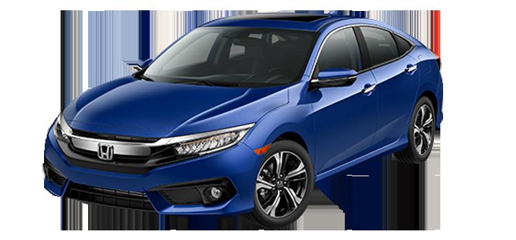 Used 2016 Honda Civic Sedan 1.5T L4 Touring