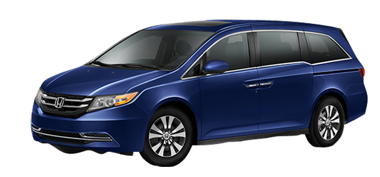 Used 2016 Honda Odyssey With Leather EX-L