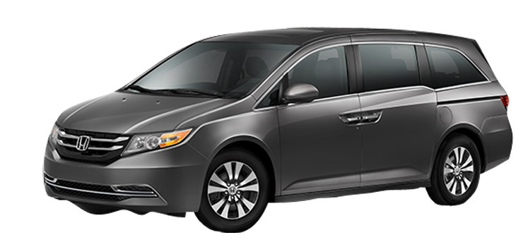 Used 2016 Honda Odyssey With Leather and Navigation EX-L