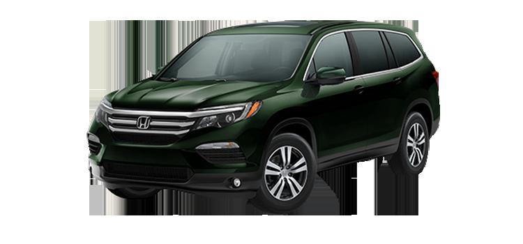 used 2016 Honda Pilot EX-L