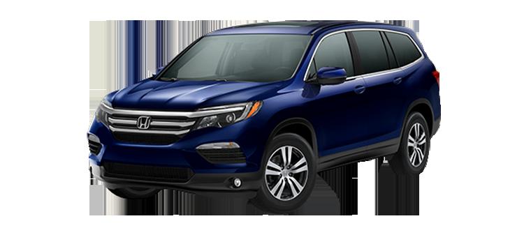 used 2016 Honda Pilot With Navigation EX-L