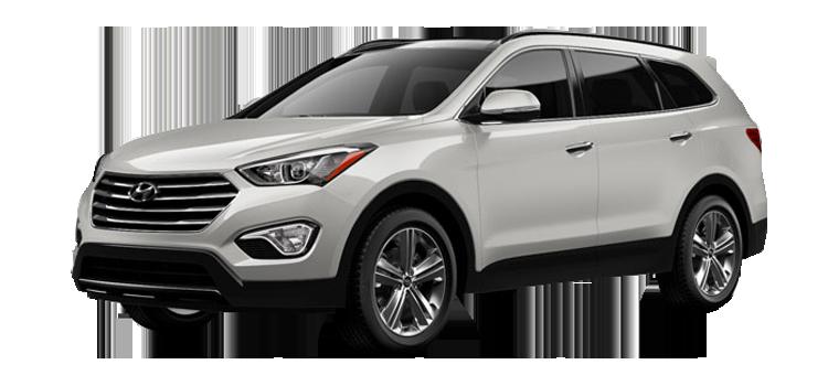 2016 Hyundai Santa Fe SE 4D Sport Utility