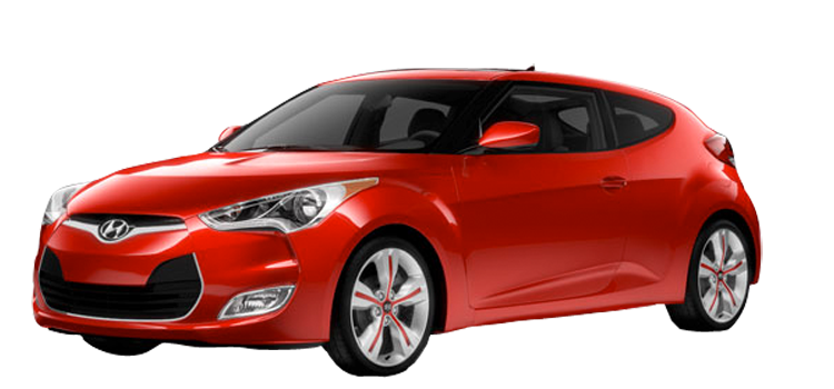 2016 Hyundai Veloster 3dr Cpe