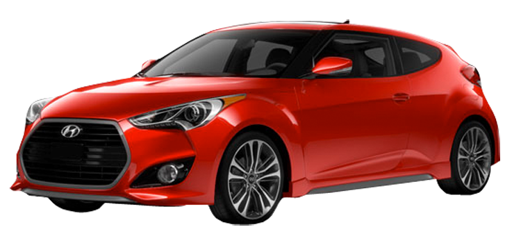 used 2016 Hyundai Veloster Turbo TECH PACKAGE