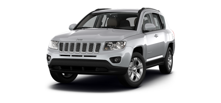 used 2016 Jeep Compass 4WD 4dr Latitude