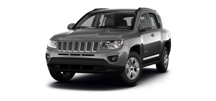 used 2016 Jeep Compass High Altitude Edition