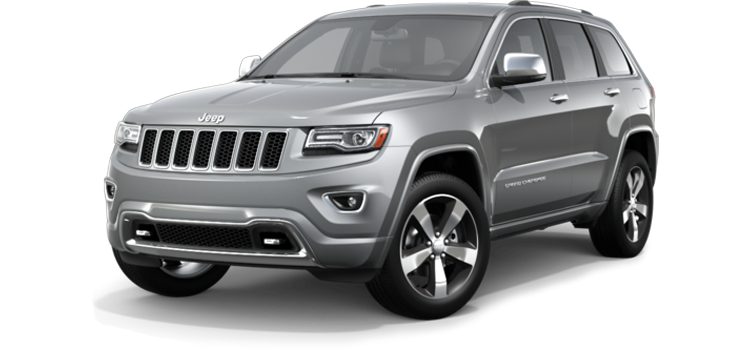 used 2016 Jeep Grand Cherokee Overland