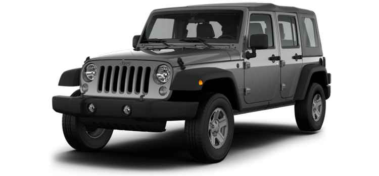 2016 Jeep Wrangler Unlimited 4WD 4dr