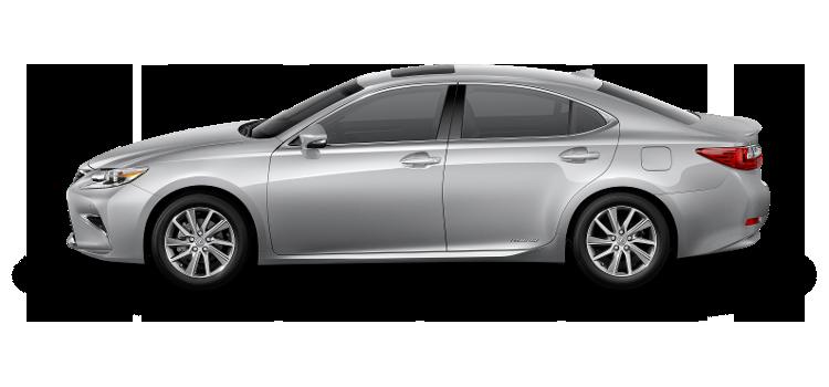 used 2016 Lexus ES 300h Hybrid Navigation