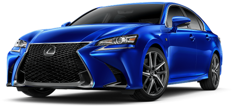 used 2016 Lexus GS 350 F Sport NAVIGATION