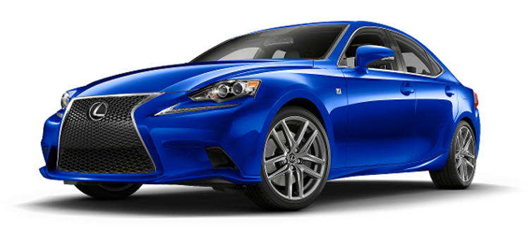 used 2016 Lexus IS 200t FSPORT NAVIGATION