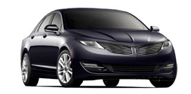 Windsor LINCOLN - 2016 LINCOLN MKZ FWD Base