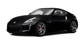 Mobile Nissan - 2016 Nissan 370Z Coupe 3.7L Manual Touring