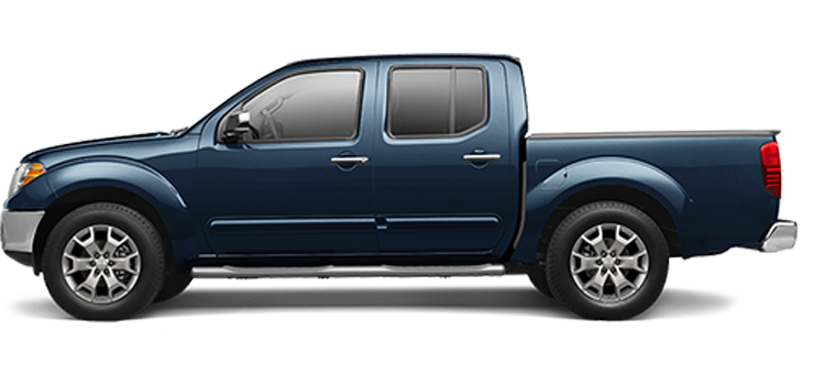 New 2016 Nissan Frontier Crew Cab 4.0L Automatic SL