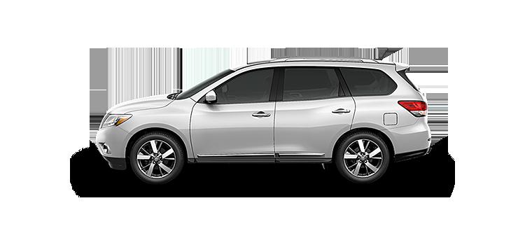 used 2016 Nissan Pathfinder Platinum