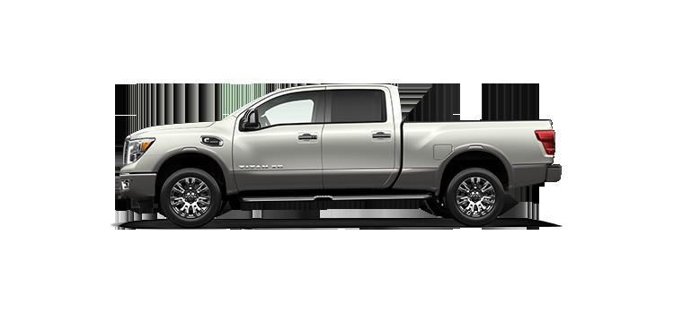 Used 2016 Nissan Titan XD Diesel Crew Cab Platinum Reserve