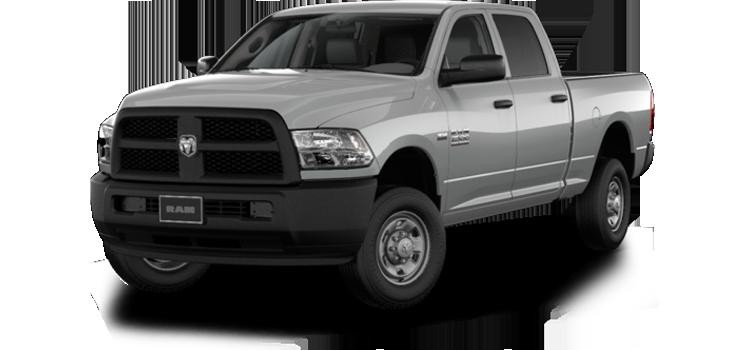 Used 2016 Ram 2500 Tradesman