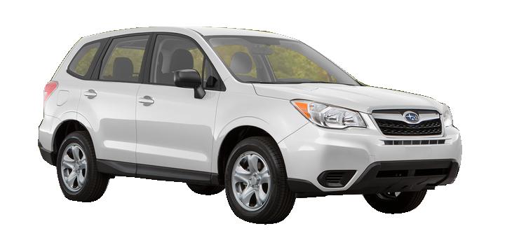 used 2016 Subaru Forester 2.5i