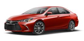 Folsom Toyota - 2016 Toyota Camry 2.5L 4-Cyl XSE