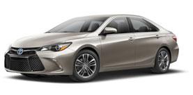Sandy Springs Toyota - 2016 Toyota Camry Hybrid 2.5L 4-Cyl SE