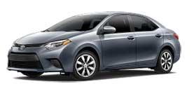 Petaluma Toyota - 2016 Toyota Corolla LE
