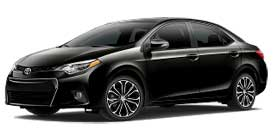 Novato Toyota - 2016 Toyota Corolla 6-Speed Manual S Plus