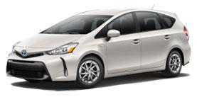 Houston Toyota - 2016 Toyota Prius v Prius v Four Base