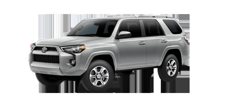 Used 2016 Toyota 4Runner SR5