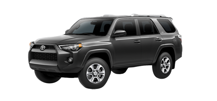 Used 2016 Toyota 4Runner 4.0L Automatic SR5