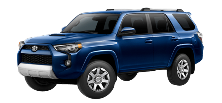 Used 2016 Toyota 4Runner Trail Premium