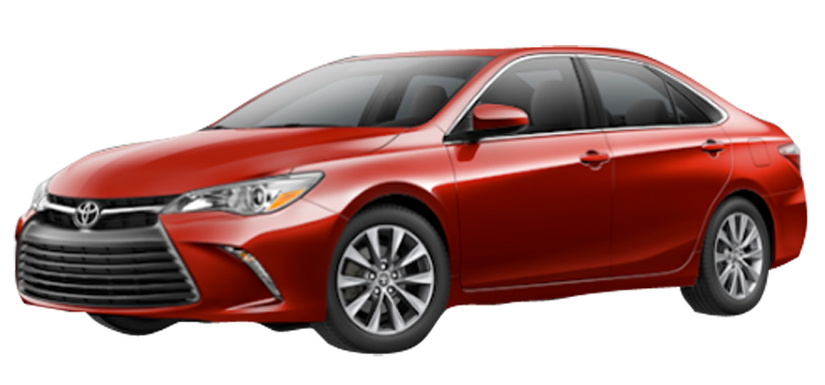 used 2016 Toyota Camry XLE