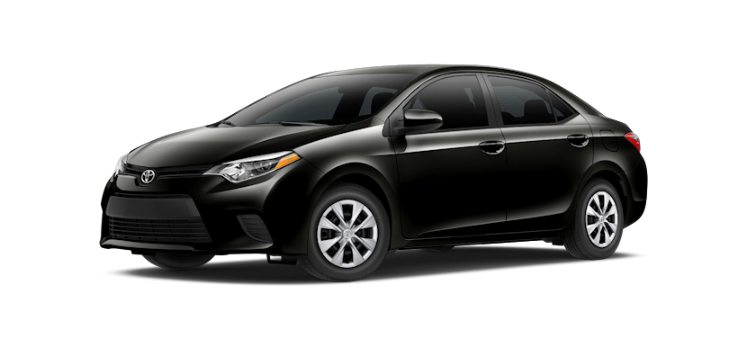 2016 Toyota Corolla S Special Edition 4D Sedan
