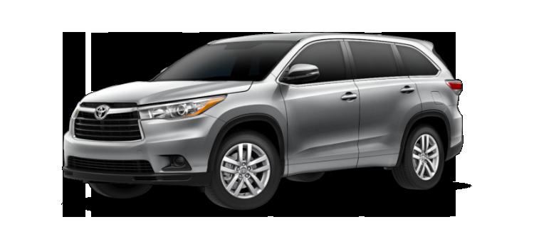 used 2016 Toyota Highlander LE