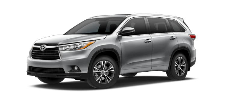 2016 Toyota Highlander image