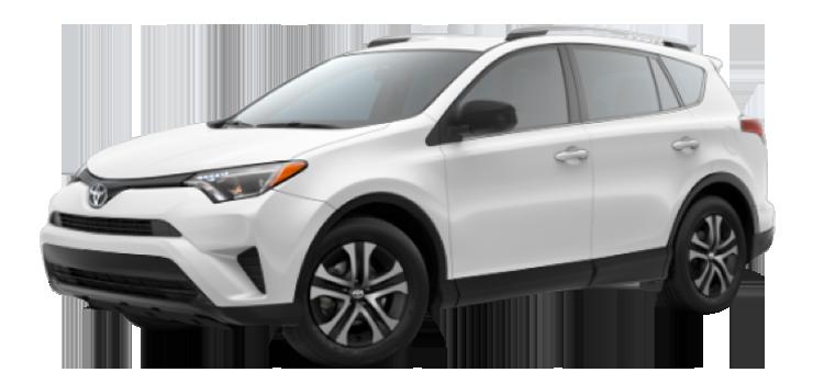 used 2016 Toyota RAV4 LE